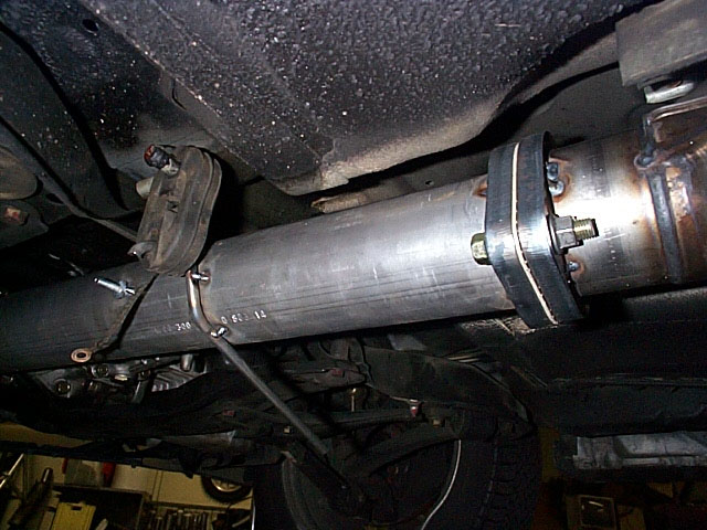 Homemade Exhaust Pipe Acpfoto