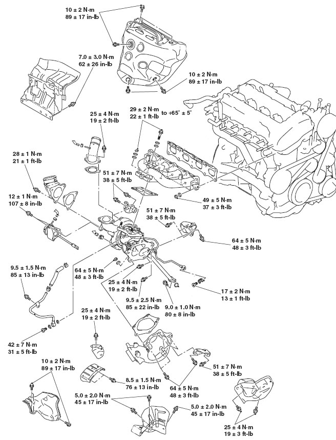 Torque Specs/Service manual??? - EvolutionM - Mitsubishi