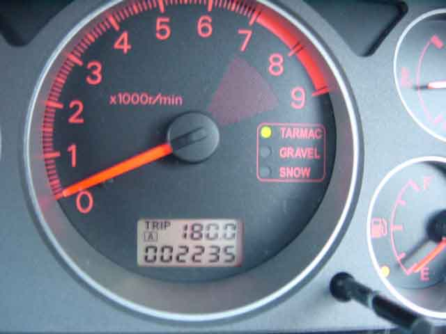NEW SERVICE OFFERED: Odometer correction for evo 4 5 6 7 8 9